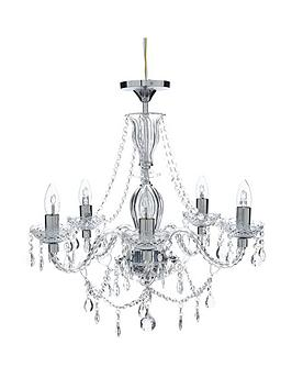 millie-5-light-semi-flush-chandelier