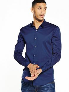 river-island-muscle-fit-long-sleeve-shirt