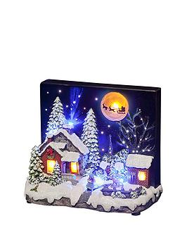 led-houses-under-night-sky-christmas-decoration