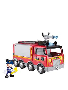 mickey-mouse-emergency-fire-truck