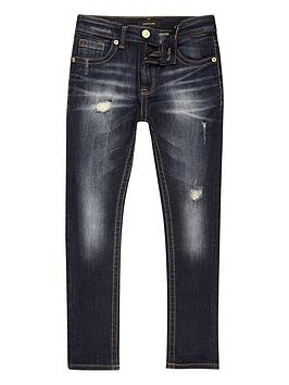 river-island-boys-dark-wash-sid-skinny-jeans