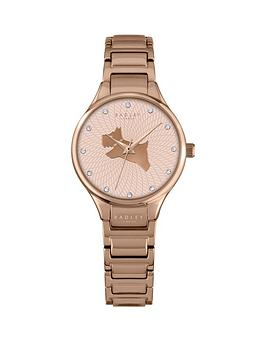 radley-radley-on-the-run-dog-dial-rose-tone-bracelet-ladies-watch