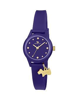 radley-radley-watch-it-blue-dial-blue-silicone-dog-charm-strap-ladies-watch
