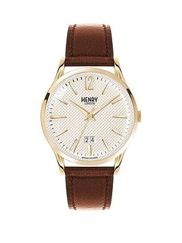 henry-london-henry-london-westminster-white-dial-gold-tone-case-brown-leather-strap-mens-watch