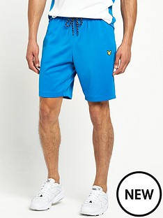 lyle-scott-lyle-amp-scott-sport-charlton-fleece-shorts