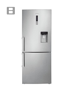 samsung-rl4362fbasleu-70cm-no-frost-fridge-freezer-with-spacemax-technologynbsp--silver-doorstep-delivery-only
