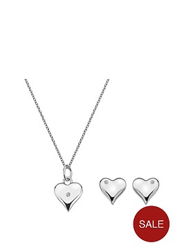 hot-diamonds-hot-diamonds-sterling-silver-diamond-set-polished-heart-neckalce-and-earring-set