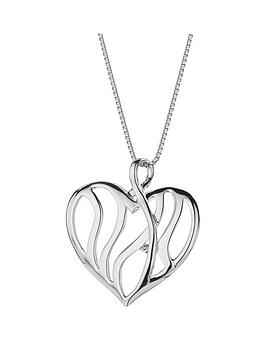 hot-diamonds-sterling-silvernbspdiamond-set-filigree-heart-necklace