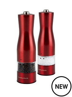 morphy-richards-accents-electric-salt-and-pepper-mills-ndash-red