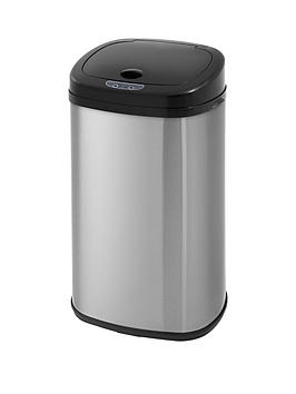 morphy-richards-morphy-richards-42-litre-square-sensor-bin-stainless-steel