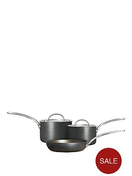 raymond-blanc-by-anolon-raymond-blanc-simply-perfect-3pc-hard-anodised-non-stick-pan-set