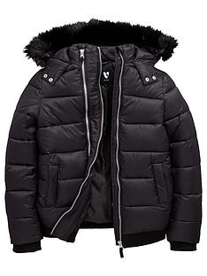 v-by-very-girls-double-zip-padded-jacket-with-fauxnbspfur-hood