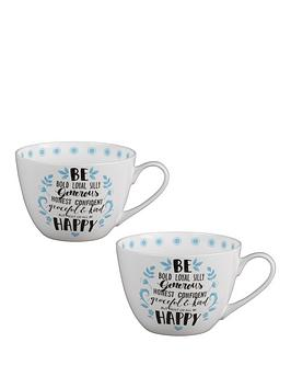 portobello-by-inspire-kind-and-happy-wilmslow-bone-china-mugs-ndash-set-of-2