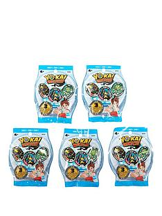 yokai-yo-kai-blind-bag-5-pack-bundle