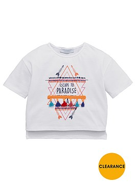 mini-v-by-very-girls-escape-to-paradise-tassel-t-shirt