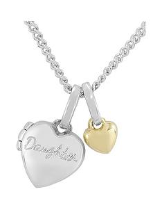 keepsafe-keepsafe-sterling-silver-039daughter039-heart-childrens-locket-with-9ct-gold-heart-charm