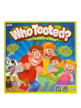 who-tooted