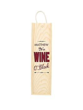 personalised-wine-oclock-wine-gift-box