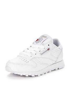 reebok-classic-leather-childrens-trainer