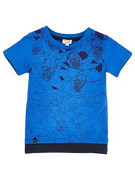 river-island-mini-mini-boys-blue-skull-print-layered-t-shir