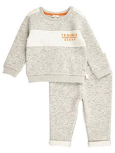 river-island-mini-mini-boys-grey-sweat-set