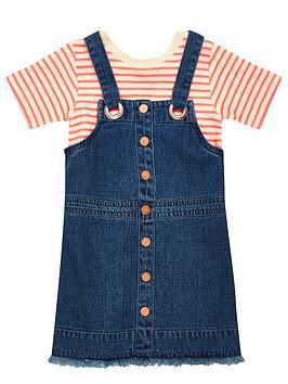 river-island-mini-girls-stripe-t-shirt-and-dungaree-dress