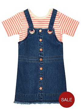 river-island-mini-girls-stripe-t-shirt-and-dungaree-dress