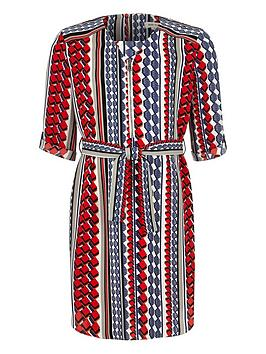river-island-girls-geometric-print-shirt-dress
