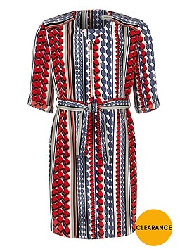 river-island-girls-geometric-print-shirt-dress