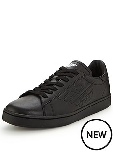 emporio-armani-ea7-ea7-classic-trainers-black