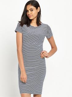 hilfiger-denim-stripe-shortnbspsleeve-jersey-midi-dress