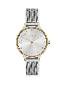 skagen-skagen-anita-silver-tone-dial-two-tone-mesh-bracelet-ladies-watch