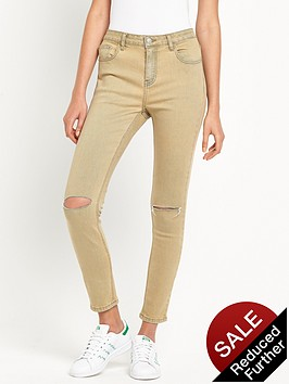 glamorous-ripped-skinny-jeans