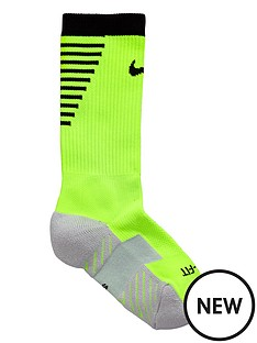 nike-stadium-crew-electric-green-sock