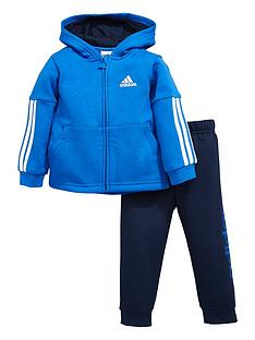 adidas-baby-boys-fleece-hooded-suit