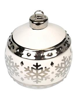 woodwick-snowflake-ornamental-jar-candle-ndash-warm-wool