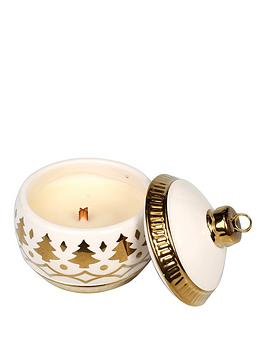 woodwick-snowflake-ornamental-jar-candle-ndash-oatmeal-cookie