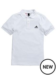 adidas-older-boys-polo-shirt
