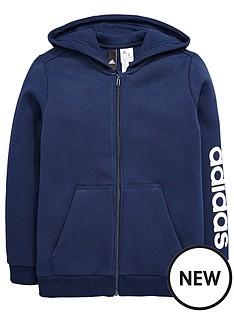 adidas-older-boys-linear-logo-fz-hoody