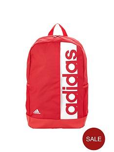 adidas-girls-linear-logo-backpack
