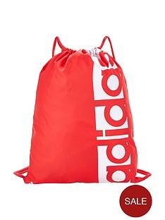 adidas-girls-linear-logo-gymbag