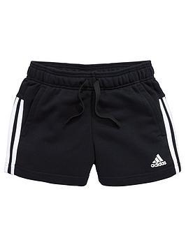 adidas-adidas-older-girls-3s-short