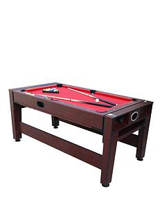body-sculpture-2-in-1-6ftnbspswivel-billiard-amp-air-hockey-tablenbsp