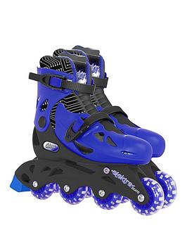 inline-skates-blue