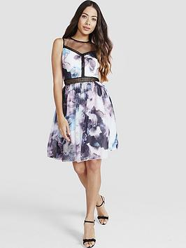 little-mistress-oil-print-prom-dress-with-lace-trim