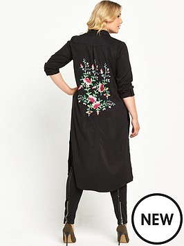 so-fabulous-longline-embroidered-back-shirt