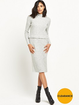 river-island-long-sleeve-2-in-1-knitted-dress