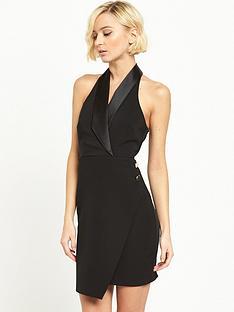 river-island-sleeveless-tux-dress-black