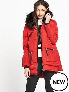 river-island-red-oversized-padded-coat