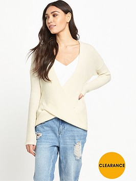 river-island-long-sleeved-wrap-jumper